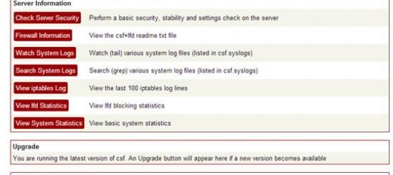 Merhaba arkadaşlar bu makalemizde sizlere CSF güvenlik duvarı komutları yani ConfigServer Security & Firewall komutlarını ve…